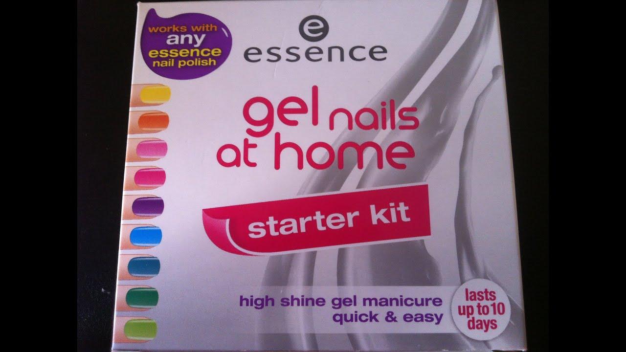 Essence gel nails auch ohne essence led lampe youtube parisarafo Choice Image