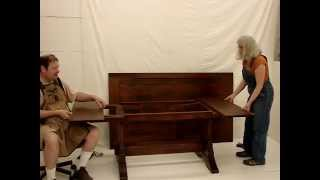 Trestle Table Assembly Video