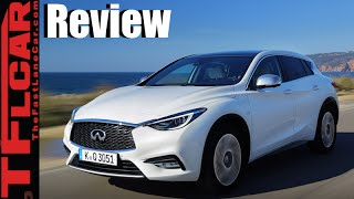 2017 Infiniti QX30 Review: A Mercedes-Benz GLA by Any Other Name...