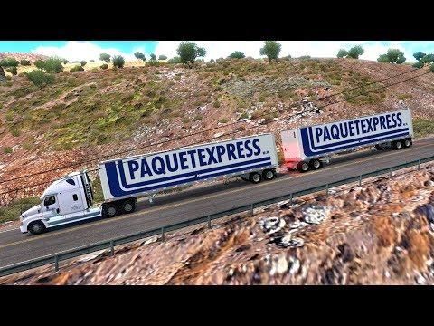 Freightliner Cascadia | De Bahía Tortugas a Santa Rosalía, Baja California Sur