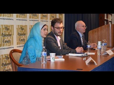 Washington's Evolving Policy Toward Israel and Palestine