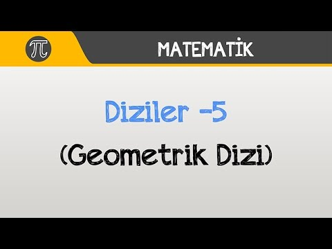 Diziler -5 (Geometrik Dizi) | Matematik | Hocalara Geldik