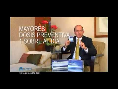 Explicación detallada de Immunocal por Dr García Pelayo Testimonios de salud Immunocal