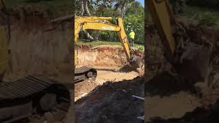 Starting Pool Construction