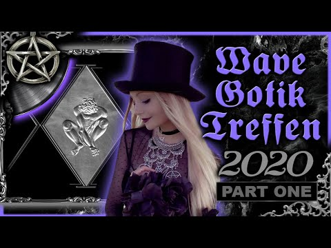 Which BANDS you absolutely HAVE TO SEE at Wave Gotik Treffen 2020 ! 🖤☥ WGT Leipzig 2020 - Part 1 🦇