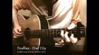 Fireflies (Owl City) - Sungha Jung Guitar Cover