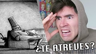 REACCIONANDO A LAS ANIMACIONES MAS ATERRADORAS DE YOUTUBE