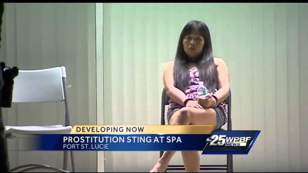 Port St Lucie Police Make Arrests In Massage Parlor Prostitution Sting