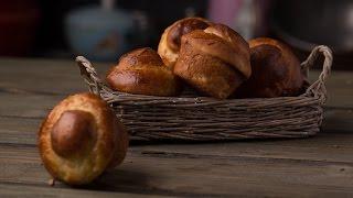 Классическая Бриошь (или Булка для Бургеров)    Bread & Butter    Хлеб и Выпечка на FOOD TV