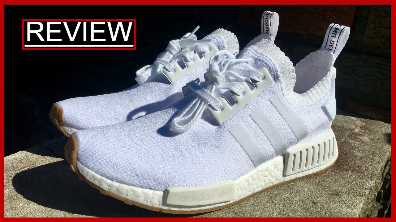 5962e812a Adidas NMD Gum Pack Review - YouTube