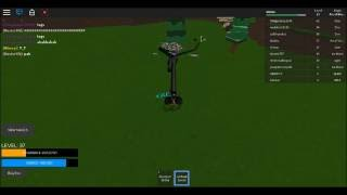 Roblox Elemental Wars (Arc Of Embodiment) Gameplay #1