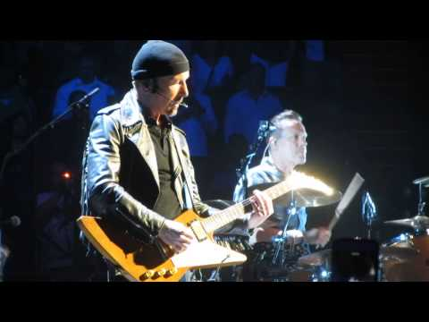 U2 - Out Of Control - Live @ The Forum 5-27-15 in HD