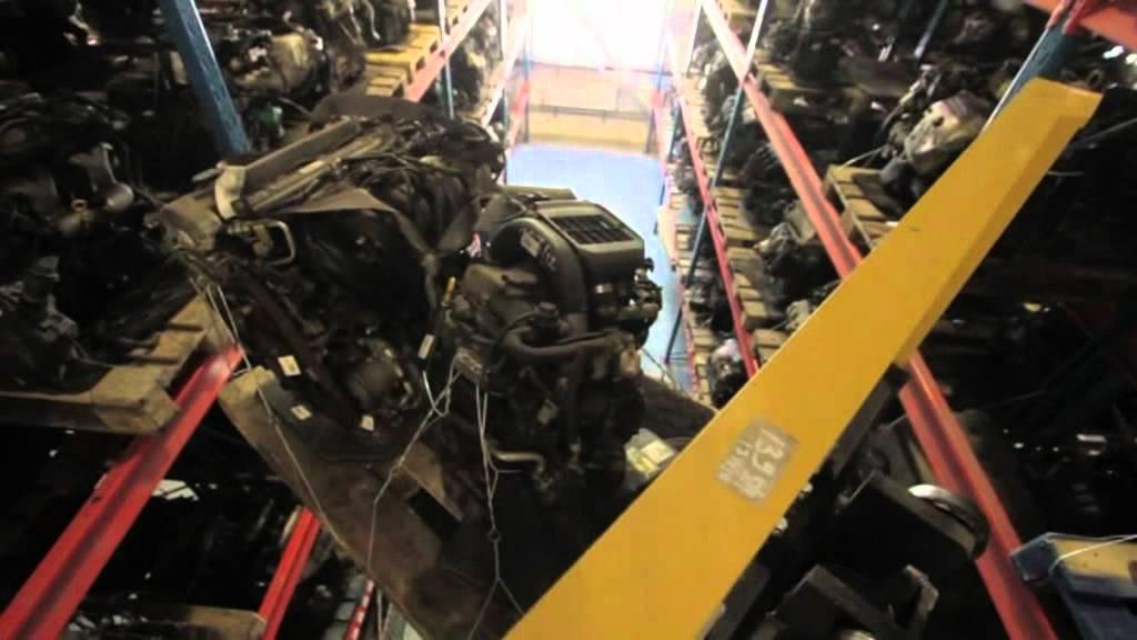 Удаление катализатора Toyota Previa (Двигатель 2AZ-FE ) - YouTube