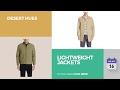 Lightweight Jackets Desert Hues
