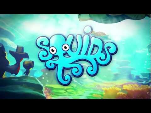 SQUIDS - Official debut trailer