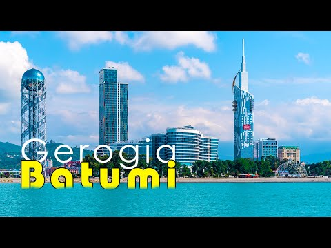 Batumi Georgia Travel VLOG 2K17 (HD)