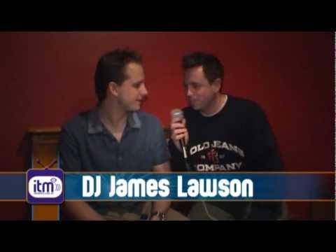 DJ JAMES LAWSON INTERVIEW