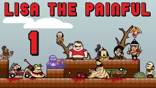 Lisa The Painful RPG Part 1 Pain Mode