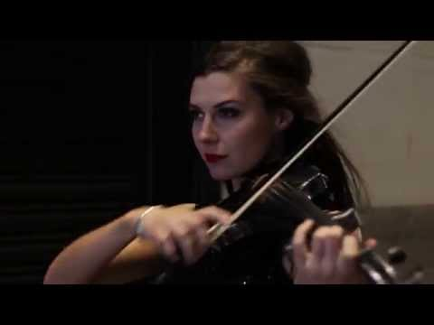 Electric String Show Hire - Choreographed String Show London