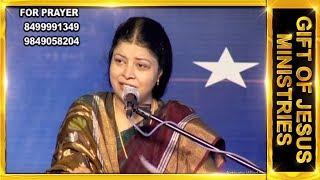 Dr.Preetha Judson Telugu Message