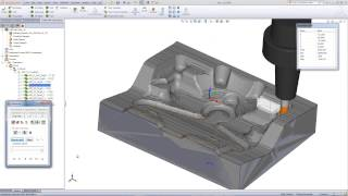 SolidCAM 2013 Modules Overview: HSR/HSM - Part 1