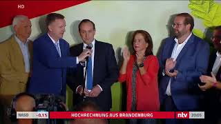Live: Landtagswahlen 2019 in Sachsen und Brandenburg - Zahlen, Analysen, Experten