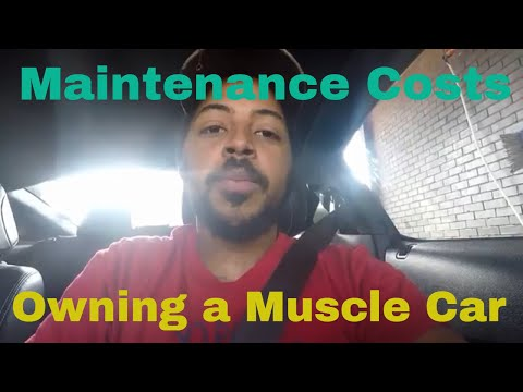 Cost of Ford Mustang Maintenance