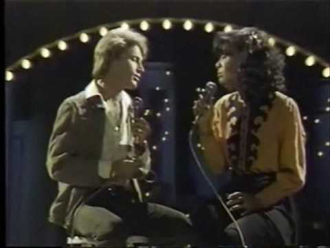 Andy Gibb Marilyn McCoo sing Endless Love on SOLID GOLD 81-82 season