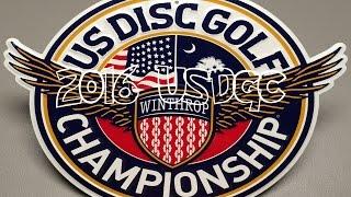 2016 united states disc golf championships vlog part 1 2 practice