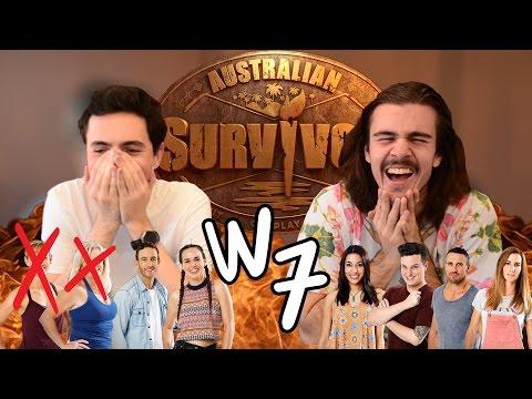 AUSTRALIAN SURVIVOR POWER RANKINGS WEEK 7
