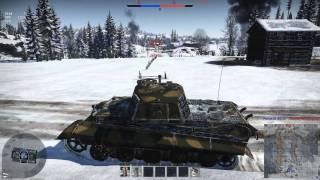 War Thunder лучший бой