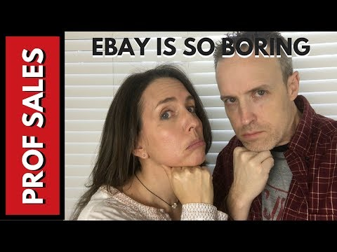 Why Listing on Ebay is so Hard