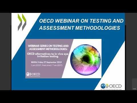 OECD Webinar | OECD Alternatives To In Vivo Eye Irritation Testing