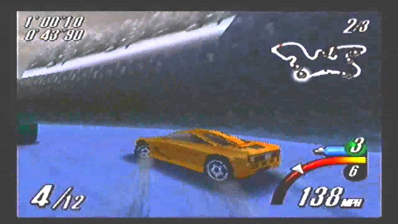 Top gear overdrive n64 gameplay part 4 youtube top gear overdrive n64 gameplay part 4 sciox Image collections