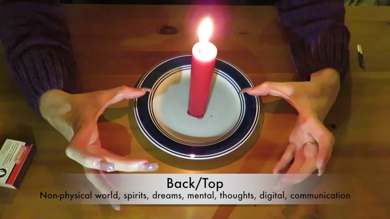 How To Do A Hoodoo Candle Reading