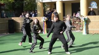 Праздник к Дню Защитника Украины. 15-е Октября 2016. Мелитополь
