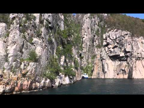 how to get to pulpit rock from stavanger port
