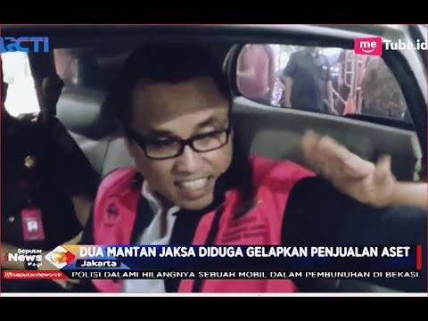 Gelapkan Penjualan Aset Sitaan, 2 Mantan Jaksa Ditahan Kejagung - SIP 15/11 Mp3