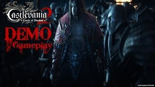 Castlevania: Lords of Shadow 2 - PC Demo Gameplay