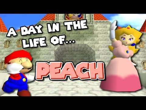 A day in the life of Peach