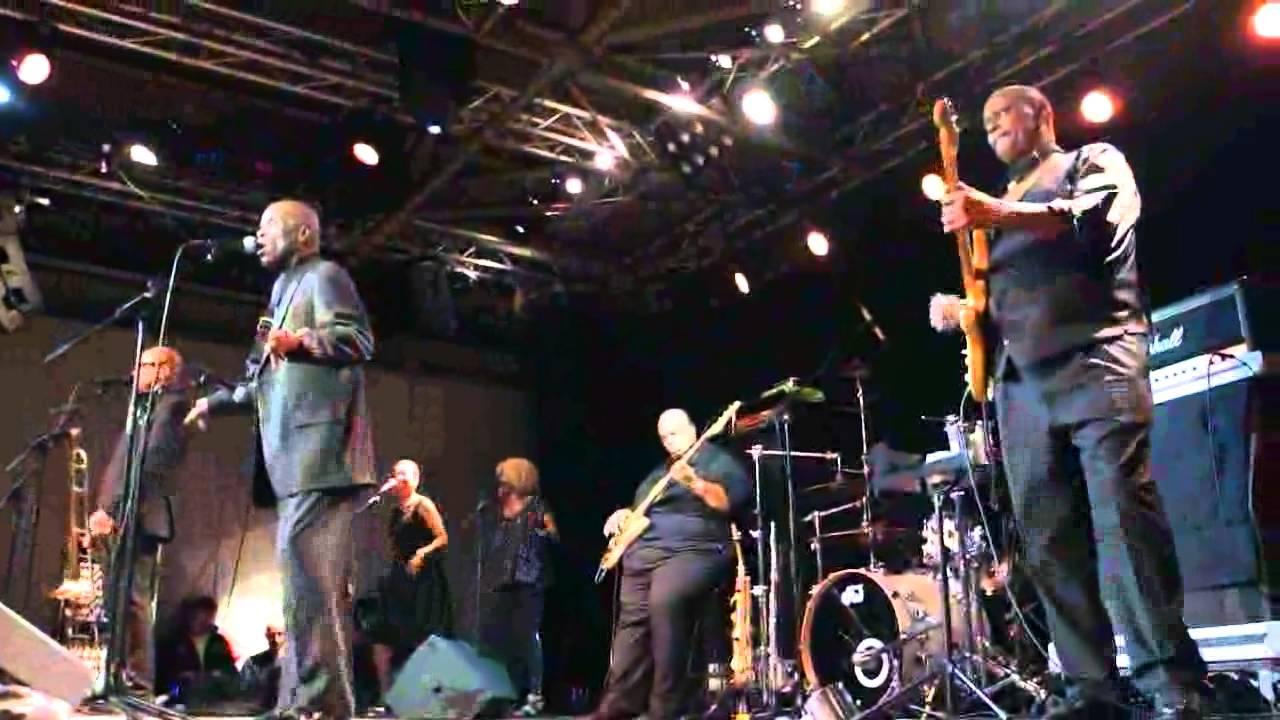 MACEO PARKER *make it Funky!*(Vol.5) *GREG BOYER Solo*** Mainz/KUZ/18.11.2015