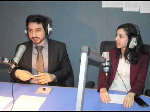 FDPM Fellows on Radio Bahrain