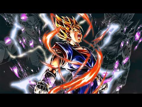 LUCKIEST ANNIVERSARY SUMMONS EVER! SUPER VEGITO! - Dragon Ball Legends
