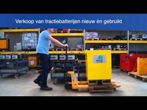 REGBAT bedrijfsvideo tractiebatterijen regeneratie