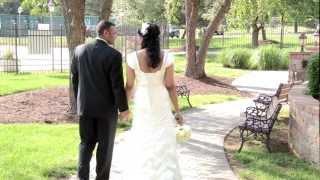Crowne Plaza Cherry Hill Wedding NJ | Wedding Cinematography Highlight
