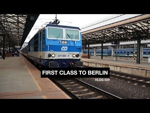 First Class to Berlin - Vlog 29