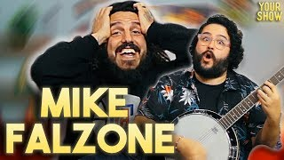 The BABY CHEESE CHALLENGE w/MIKE FALZONE   YOUR SHOW