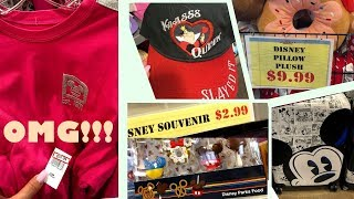 DISNEY CHARACTER WAREHOUSE OUTLET SHOPPING [10/16/19]