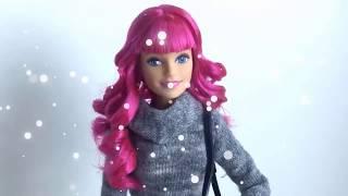 Делаем сами прическу и платье для куклы Барби (Barbie Doll). Лайфхаки для кукол. / Видео