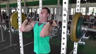 "#Тяжелаяатлетика  "" Без силы ты слаб""  Weightlifting"